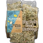 BULK Natural Muesli Tropical Blend-Gluten Free (2.5kg)