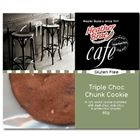 GLUTEN FREE Triple Choc Chip Cookies - Wrapped (12x60g)