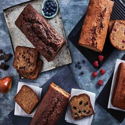Wholesale Banana Breads & Muffins | Good Food Warehouse
