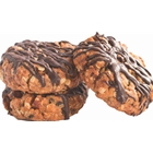 Pantry & Larder - Muesli Cookie with Chocolate Glaze 80g