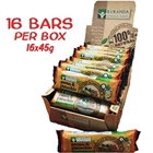 Order Wholesale Kuranda 45g Pecan Pistachio Health Bars. Order Online Distributor Good Food Warehouse.
