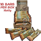 Wrapped Health Bars 45g - Assorted Nuts - Kuranda Wholefoods (16x45g)