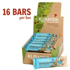 Order Wholesale Kuranda 35g Chia Almond Health Bars. Order Online Distributor Good Food Warehouse.