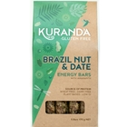 Order Wholesale Kuranda 35g Brazil Nut Date Energy Bars. Order Online Distributor Good Food Warehouse.