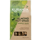 Order Wholesale Kuranda 35g Almond Nut Snax Energy Bars. Order Online Distributor Good Food Warehouse.