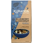 Order Wholesale Kuranda 350g Paleo Blueberry Coconut Muesli. Order Online Distributor Good Food Warehouse.