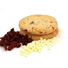 White Choc Fig Cranberry Cookie