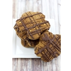 Wrapped Cookie 75g - Choc Mud Hazelnut - Redzed (12x75g)