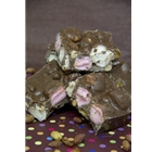 Unwrapped Cut Slab 83g - Rocky Road Milk Choc Peanut - Redzed (1x1.5kg)