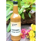 Fudge Sauce 750ml - Caramel - Cravve (1x750ml)