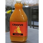 Coulis Base 2ltr - Mango Smoothie - Cravve (1x2ltr)