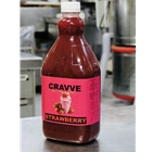 Coulis Base 2ltr - Strawberry Smoothie - Cravve (1x2ltr)