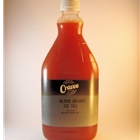 Organic Ice Tea Syrup 2ltr - Blood Orange - Cravve (1x2ltr)