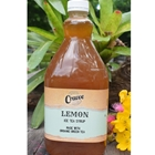 Organic Ice Tea Syrup 2ltr - Lemon - Cravve (1x2ltr)