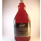 Organic Ice Tea Syrup 2ltr - Lemongrass Ginger - Cravve (1x2ltr)