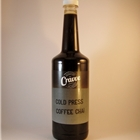 Cold Pressed Coffee 750ml - Chai Coffee Sweetened - Cravve (1x750ml)