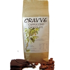 Single Origin Drinking Chocolate 1kg - Cappuccino Blend - Cravve (1x1kg)