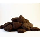 Chocolate Buttons 1kg - Natural Dark Chocolate 70% - Cravve (1x1kg)