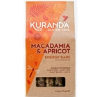 Order Wholesale Kuranda 35g Macadamia Apricot Energy Bars. Order Online Distributor Good Food Warehouse.