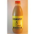 Fresh, Direct and Free Delivery for Cravve Banana Coulis Smoothie Base via Good Food Warehouse