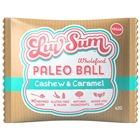 Wholesale Wholesale Paleo Wrapped 100 Energy Balls 42g - Pick-me-Up Cashew Caramel - Luv Sum Orders Dispatched direct from Supplier. Free Delivery Australia Wide.