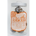 Unwrapped 12 Energy Ball 40g - Cashew Cacao - Luv Sum (12x40g)