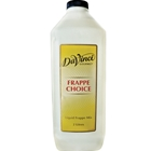 Wholesale Liquid 2ltr - Frappe Choice - DaVinci Gourmet (1x2ltr)Orders Dispatched direct from Supplier. Free Delivery Australia Wide.