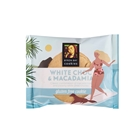 Wrapped Cafe Cookie 60g - Gluten Free White Choc Chunk Mac - Byron Bay Cookies (12x60g)