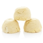 Unwrapped Baby Button Cookies 13g - White Choc Chunk Macadamia - Byron Bay Cookies (3x1kg)