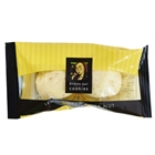 Wrapped Twin Pack Baby Buttons 25g - Lemon Mac Nut Shortbread - Byron Bay Cookies (100x25g)
