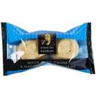 Wrapped Twin Pack Buttons 25g - White Choc Chunk Mac - Byron Bay Cookies (100x25g)