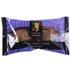 Wrapped Twin Pack Buttons 25g - Triple Choc Fudge - Byron Bay Cookies (100x25g)