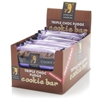 Order Wholesale Fresh Byron Bay Triple Choc Fudge Cookie Bars from Good Food Warehouse