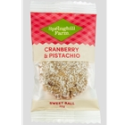 Order Wrapped Cranberry Pistachio Sweet Balls direct from Springhill Farm Factory only at Good Food Warehouse. Orders produced FRESH and DELIVERED direct, Australia Wide. FREE DELIVERY.