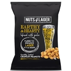 Wholesale Earthy Hearty Nuts4Lager Orders Dispatched direct from Supplier. Free Delivery Australia Wide.
