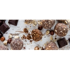 Order Unwrapped Choc Hazelnut Sweet Balls direct from Springhill Farm Factory only at Good Food Warehouse. Orders produced FRESH and DELIVERED direct, Australia Wide. FREE DELIVERY.