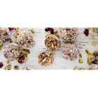 Order Unwrapped Cranberry Pistachio Sweet Balls direct from Springhill Farm Factory only at Good Food Warehouse. Orders produced FRESH and DELIVERED direct, Australia Wide. FREE DELIVERY.