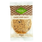 FREE DELIVERY ONLY via Good Food Warehouse. Order Wholesale Wrapped Choc Chip Oaty Biscuits.