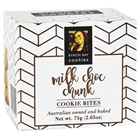 Order Wholesale CHRISTMAS LUXE RANGE today. Milk Choc Chunk Gift Cube Good Food Warehouse.