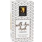 Free Delivery Australia. Order Byron Bay Luxe Milk Choc Chunk Baby Button 150g Gift Boxes.