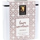 Free Delivery from Byron Bay Bakehouse. Lemon Mac Shortbread Baby Button 200g Luxe Gift Tins.