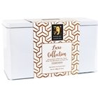 Byron Bay Luxe Christmas Gift Cookies - Order Wholesale 600g Luxe Collection Gift Tin.