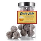 Order Wholesale from Good Food Warehouse. Free Delivery Bulk Almond Date Goodie Balls Byron Bay.