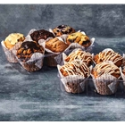 Wholesale Unwrapped Muffins 170g - Pear Raspberry - MaMa Kaz Orders Dispatched direct from Supplier. Free Delivery Australia Wide.