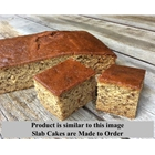 Order Wholesale Online Good Food Warehouse Food Service MaMa Kaz Carrot Slab Cake