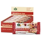 Order Wholesale 35g Toasted Cranberry Macadamia Wholegrain Bars from Brookfarm via Good Food Warehouse.