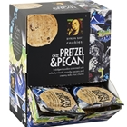 Order 40g Byron Bay Choc Pretzel Pecan Cookies. Free Delivery only at Good Food Warehouse.