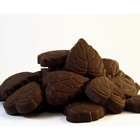 Order 54% Dark Sugar Free Chocolate Oak Leaf Online Good Food Warehouse. Wholesale Chocolate Distributor.