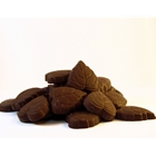 Chocolate Buttons 1kg - Natural Milk Leaf - Cravve (1x1kg)