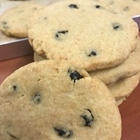 50g Vanilla Berry Vegan Cafe Cookie - Order Good Food Warehouse - Free Delivery Australia Wide.